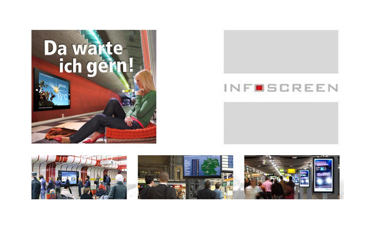 Infoscreen - DooH-Pionier in Deutschland (Fotos: Infoscreen)