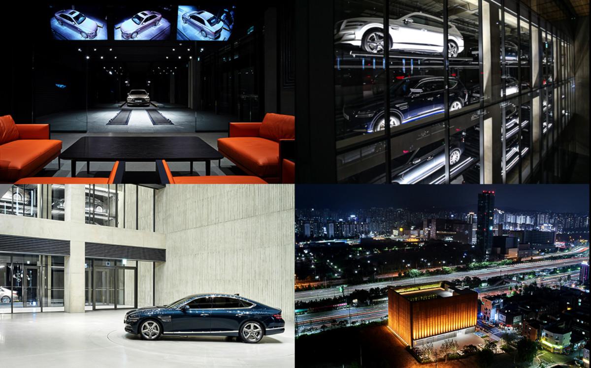 Genesis Suji - ein ganz besonderer Autotempel (Fotos: Genesis)