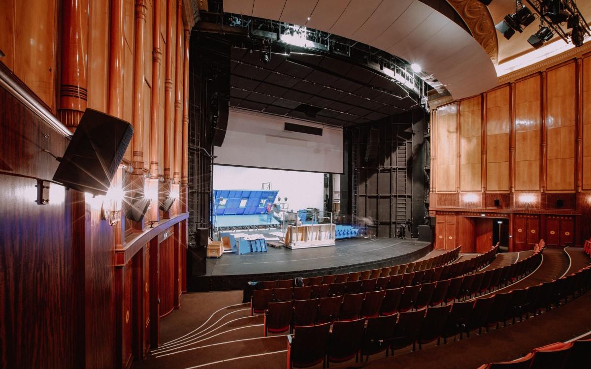 ASC modernisierte die AV-Technik der Berliner Volksbühne (Foto: Christoph Eisenmenger/Basslord Pictures)