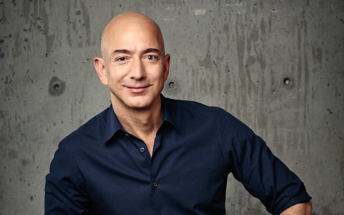 Amazon-Gründer und CEO Jeff Bezos tritt überraschend zurück (Foto: Amazon)