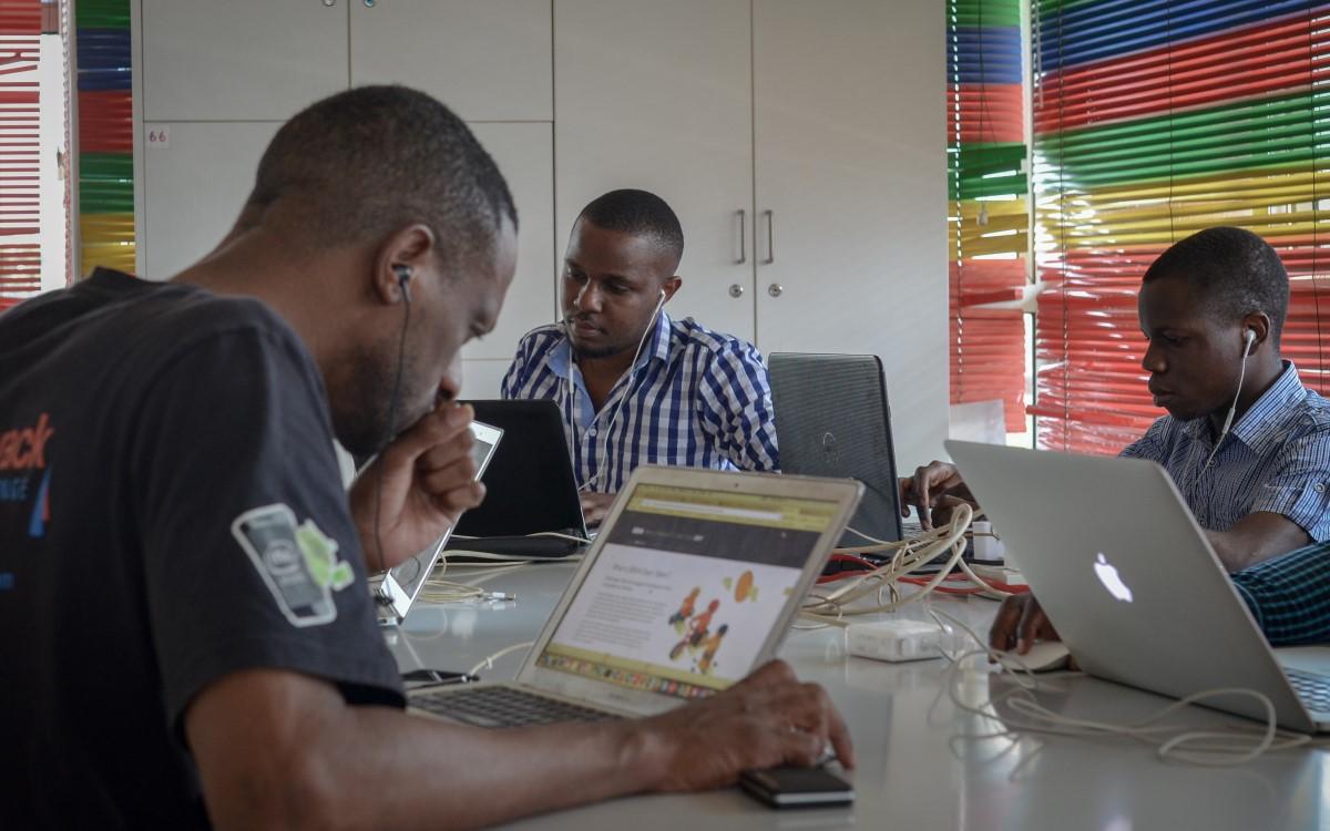 Laut einem Bericht von Tunga bietet Afrika viel unerschlossenes Tech-Potential im Bereich Softwareentwicklung (Foto: Tunga)