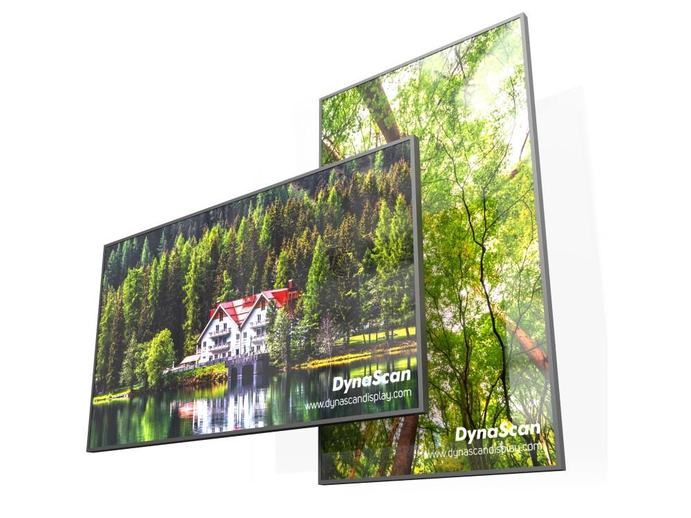 DynaScan DS861LR4 Display (Foto: DynaScan)