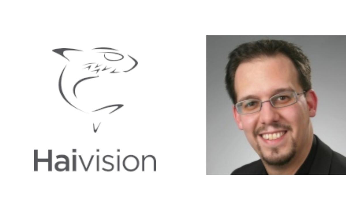 Torsten Ehmer wird zum 1. Mai neuer Sales Engineer Europe bei Haivision (Foto: Haivision)