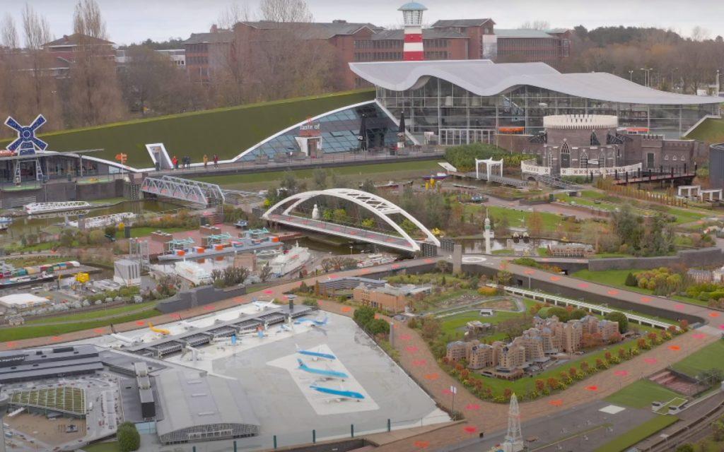 Madurodam Miniaturstadt in Den Haag (Foto: LG)