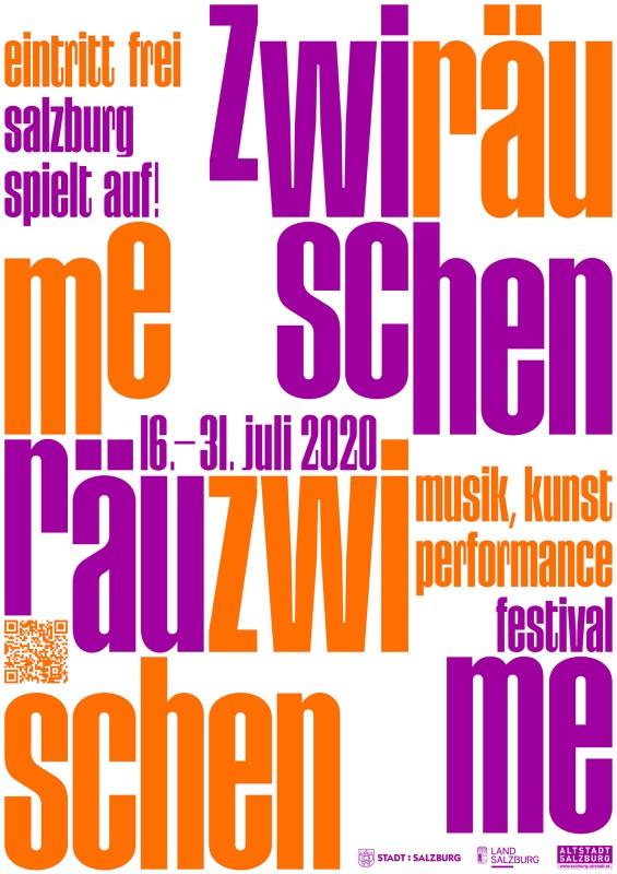 Zwischenräume Festival (Foto: Beton / 100 Beste Plakate e.V.)