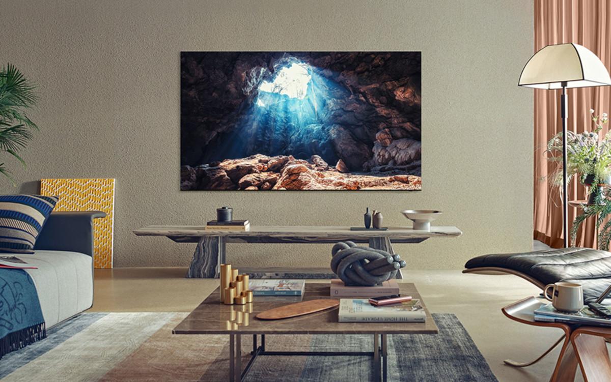 MicroLED fürs Wohnzimmer - kein Schnäppchen (Foto: Samsung)