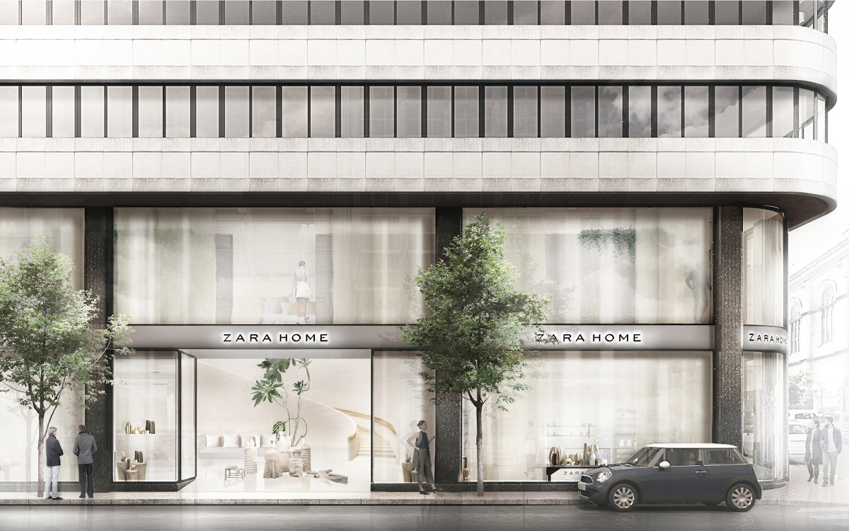 Neues Zara Home Store Konzept (Foto: Inditex)