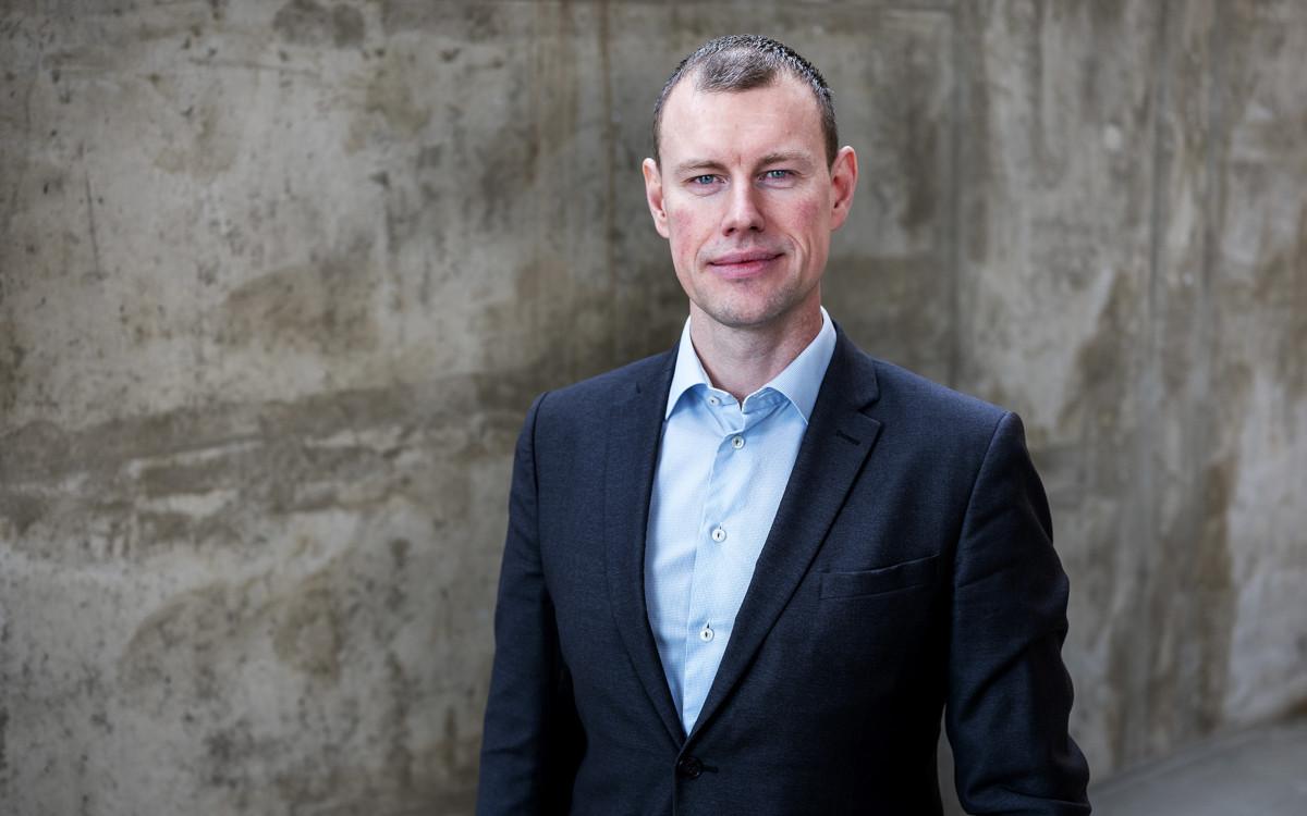 MultiQ CEO Henrik Esbjörnson (Foto: MulitQ)