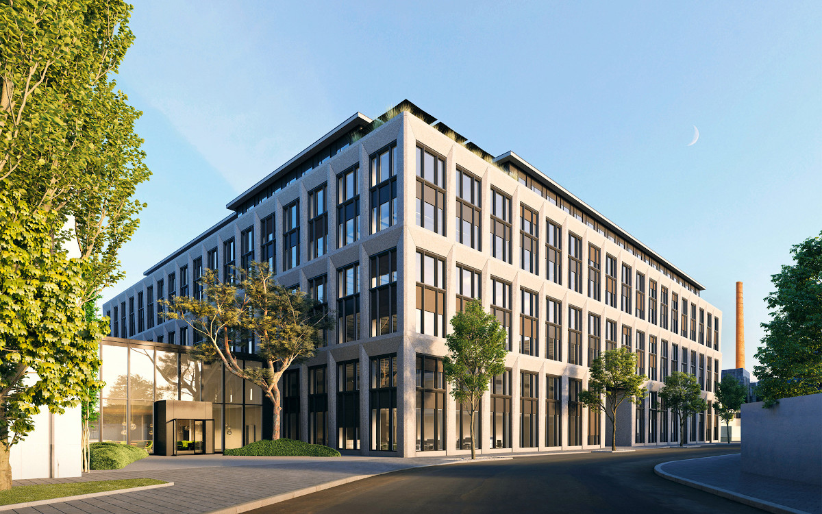 Neues Apple Office in München (Foto: Apple)