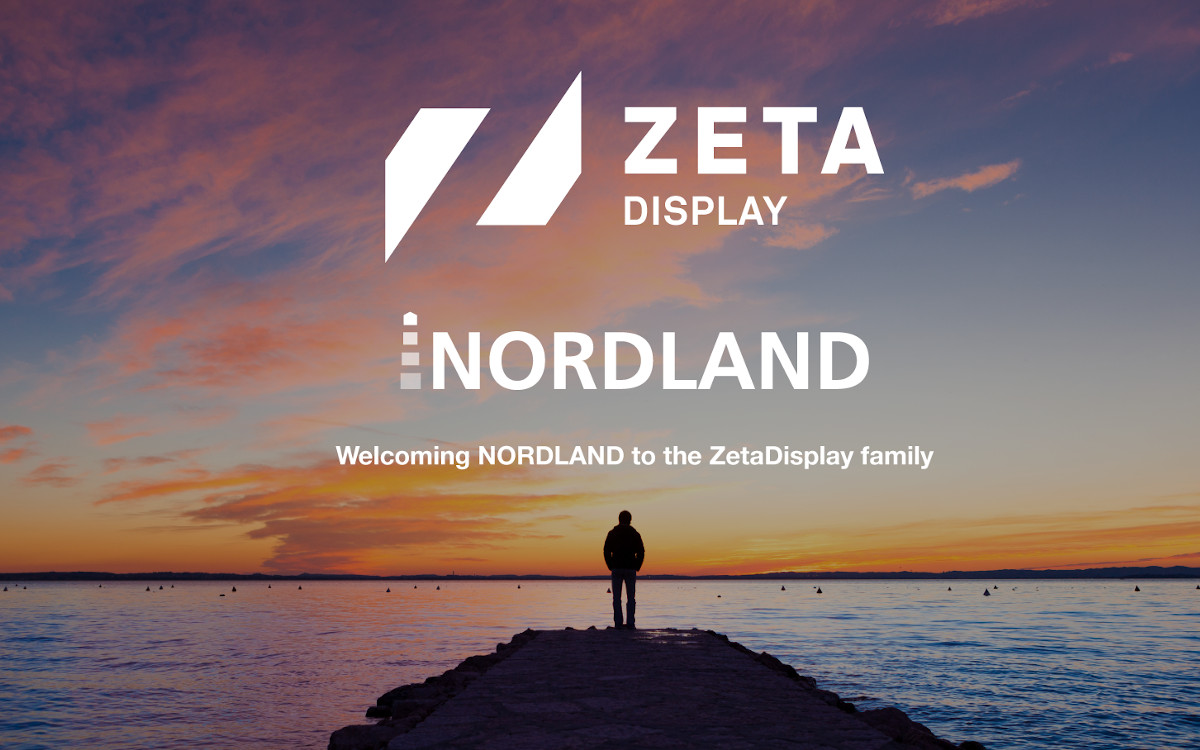 ZetaDisplay übernimmt Nordland (Foto: ZetaDisplay)