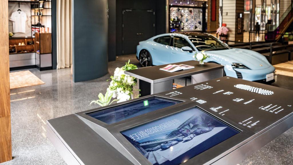 Porsche Studio in Tainan / Taiwan (Foto: Porsche)