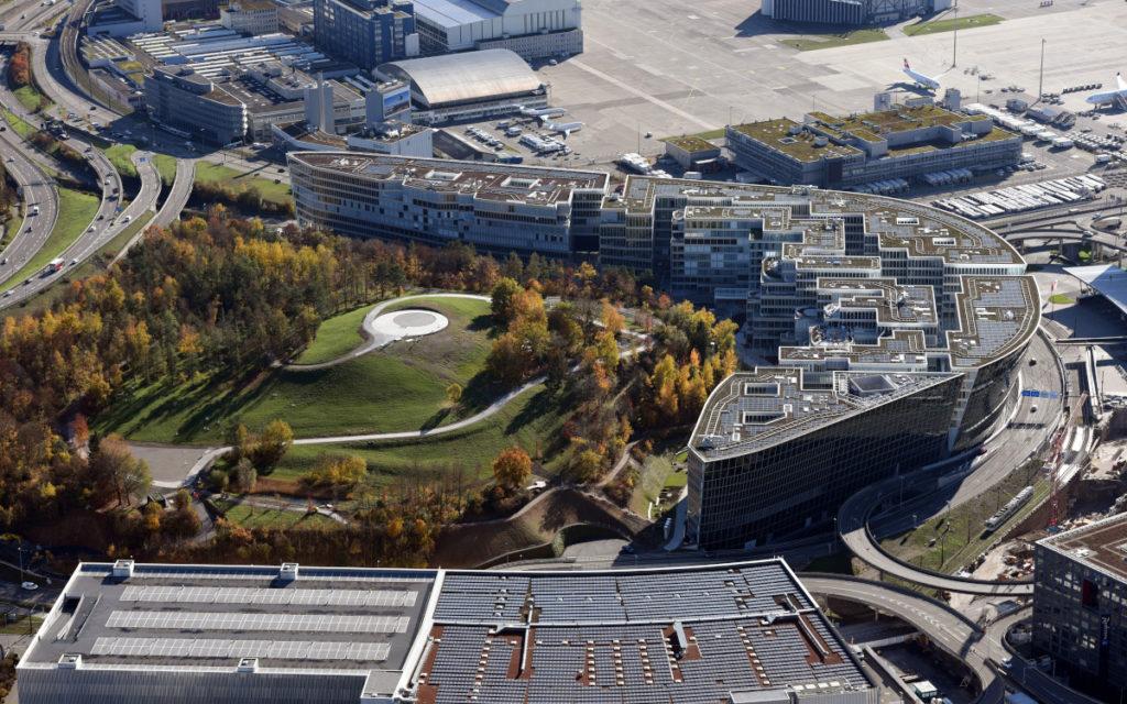 The Circle am Airport Zürich (Foto: Flughafen Zürich)