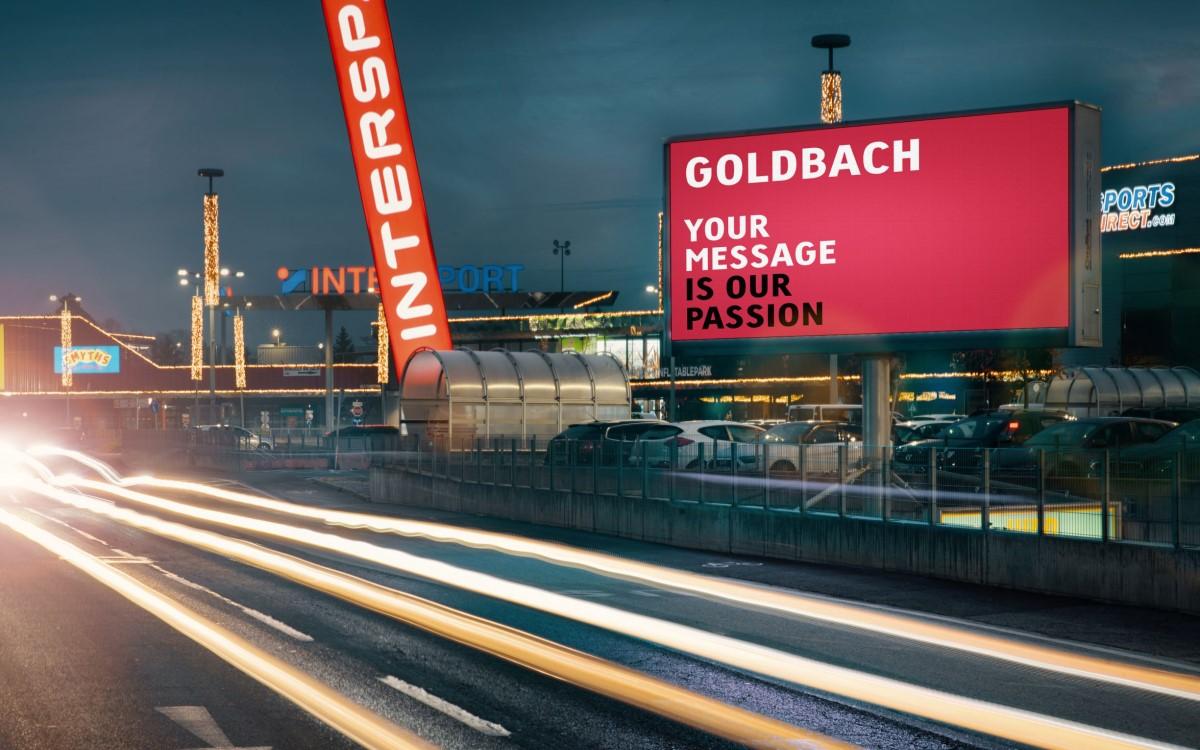 Goldbach Austria erweitert seinen Roadside Channel (Foto: Goldbach)