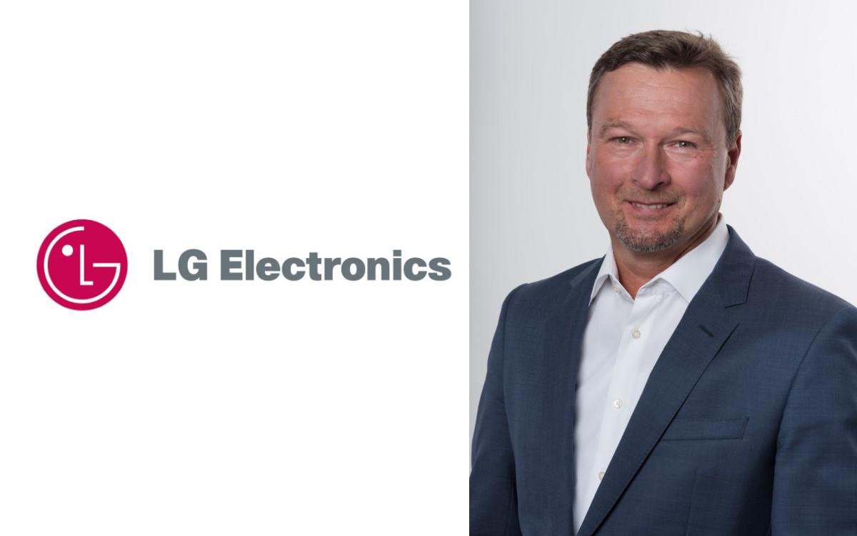 Frank Aßmann ist neuer Key Account Manager im Digital Signage DACH Team bei LG Electronics (Foto: LG)