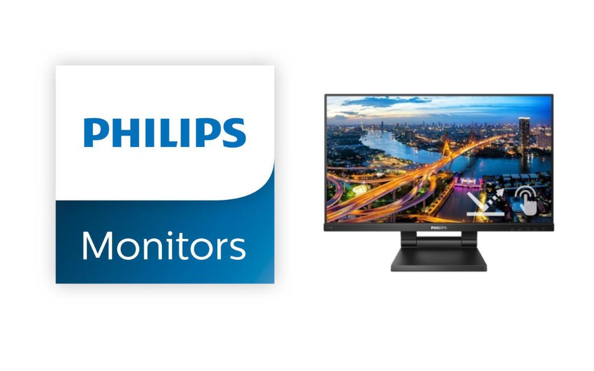 Philips kündigt neue Touchdisplays für den 24/7-Betrieb an (Foto: Philips)