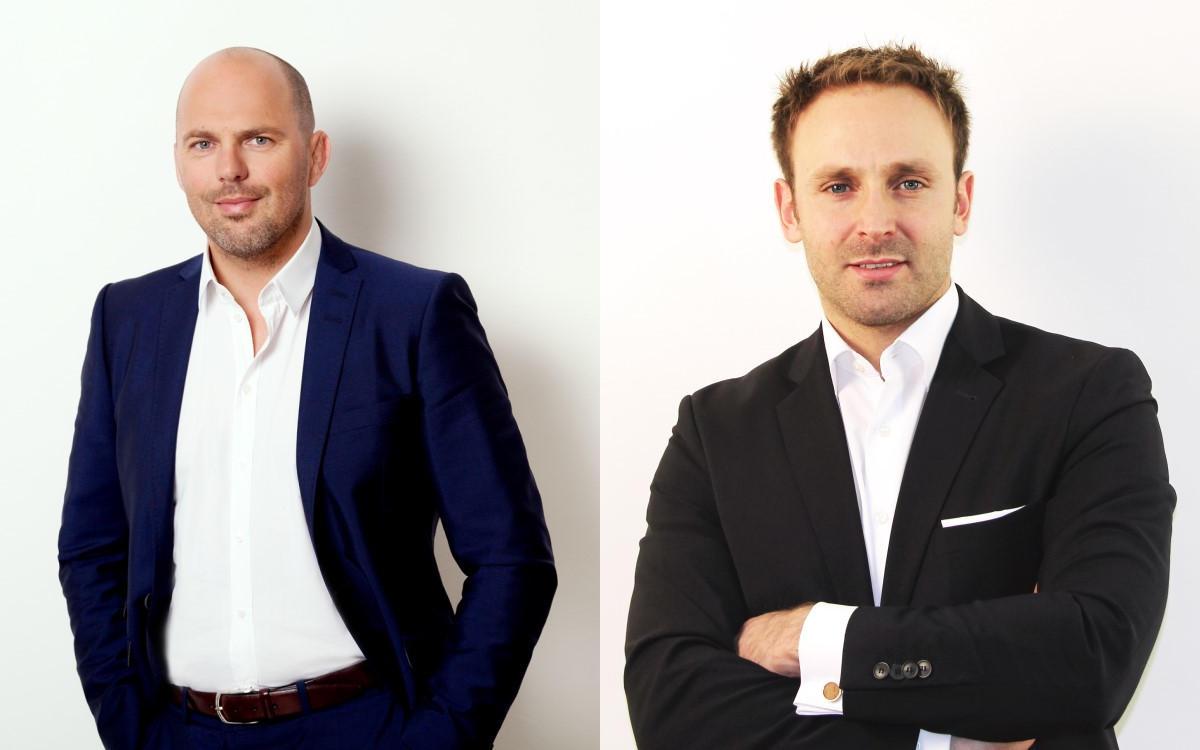 Markus Stautner (l.) wird COO bei OMD Germany – Seinen Posten als OMD München Chef übernimmt Stephan Rau (Foto: OMD Germany)