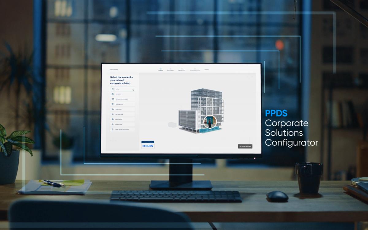 AV-Installationen lassen sich künftig bei PPDS einfach online im Konfigurator zusammenstellen (Foto: PPDS)