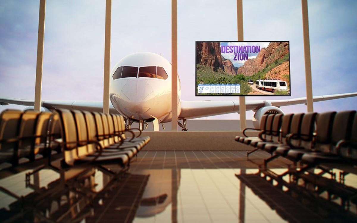 PRN startet mit seinem Ascended Media Network an amerikanischen Flughäfen und löst CNN ab (Foto: PRN)