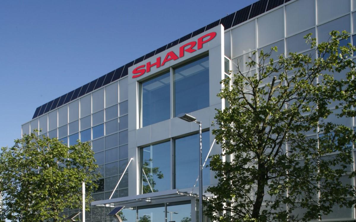 Das Sharp Europe HQ in London (Foto: Sharp)