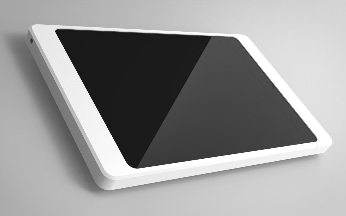 Werkmedia bringt mit dem NOVA ein neues Design savepad für Apples iPads (Foto: Werkmedia Systems)