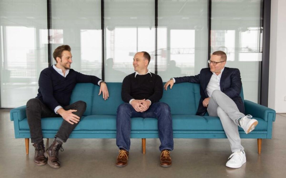 Das neue Führungstrio von Avantgarde Performance (v.l.): Markus Schleger, Lukas Schertel und Tim Schmid (Foto: Avantgarde)