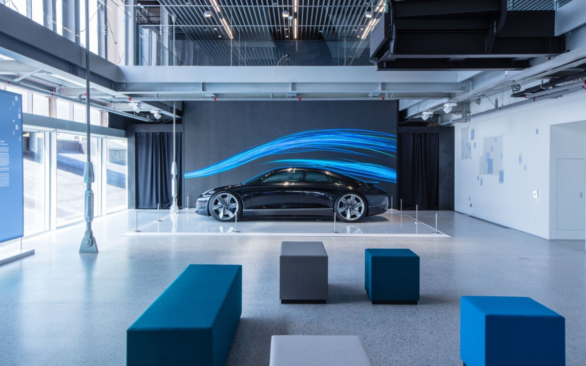 Hyundai Motorstudio in Busan (Foto: NEST ONE -BRAND.EXPERIENCE.ARCHITECTURE)