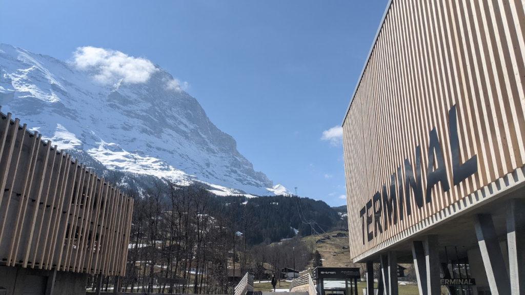 Terminal Grindelwald (Foto: invidis)