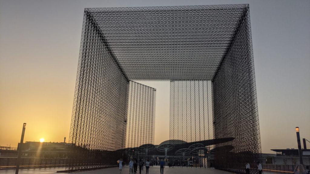 So fühlt sich Sommer an - invidis testet Dubai Expo (Foto: invidis)