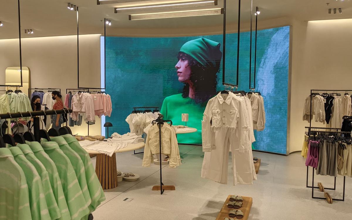 Neues Zara Store-Konzept in Dubai Mall (Foto: invidis)
