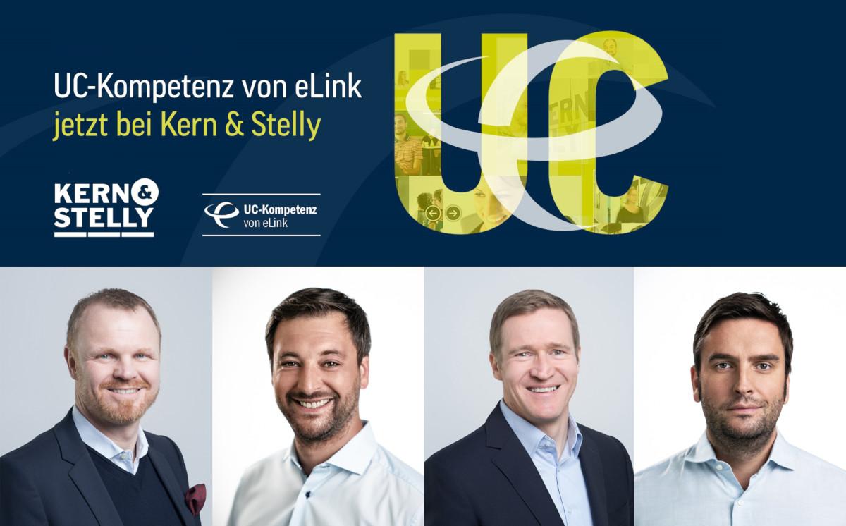 Kern&Stelly übernimmt UC-Distributionsgeschäft von eLink (Foto: Kern&Stelly)