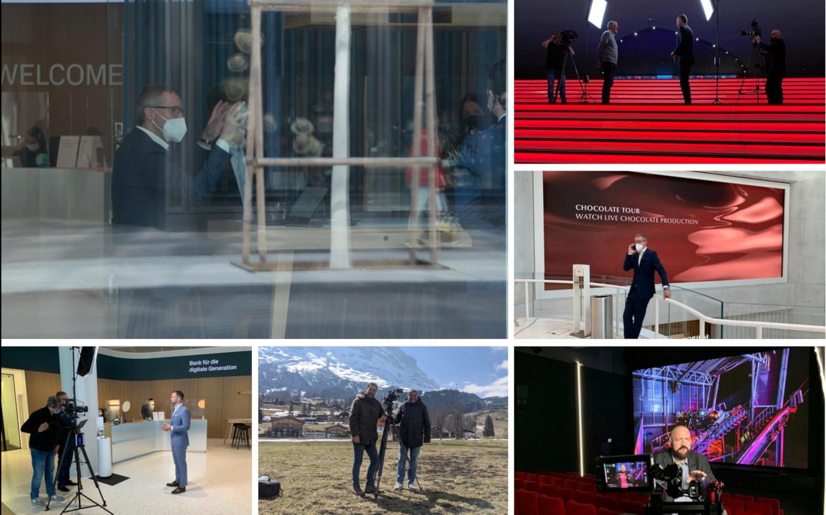 Danke Schweiz - Produktion von invidisXworld (Fotos: invidis)