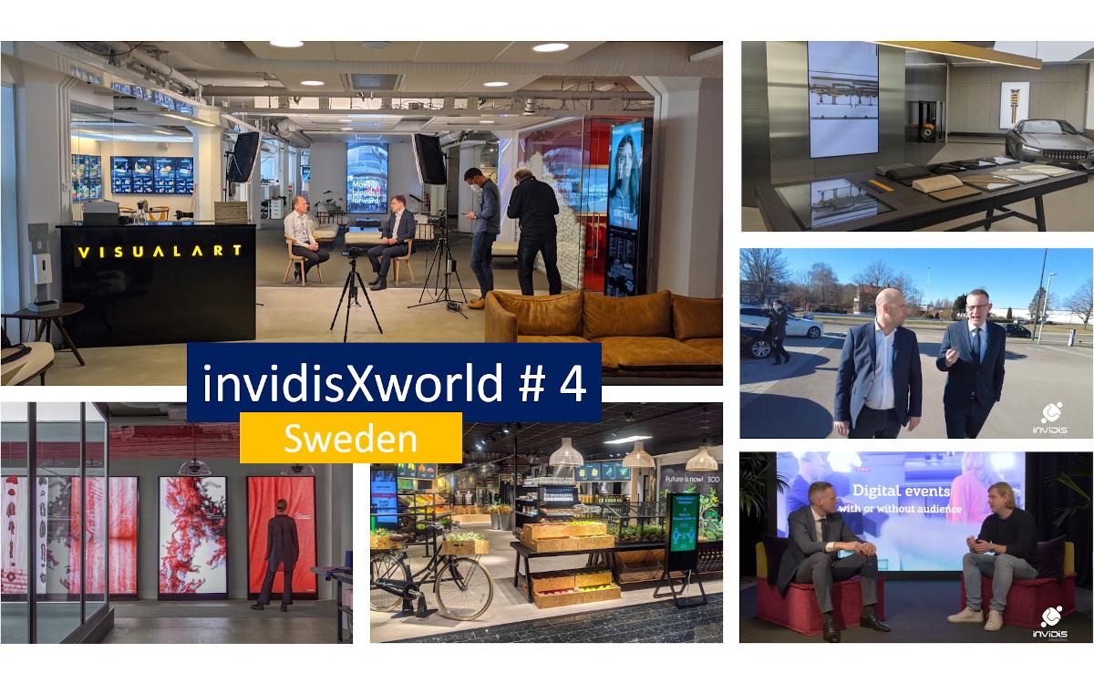 invidisXworld in Schweden (Fotos: invidis)