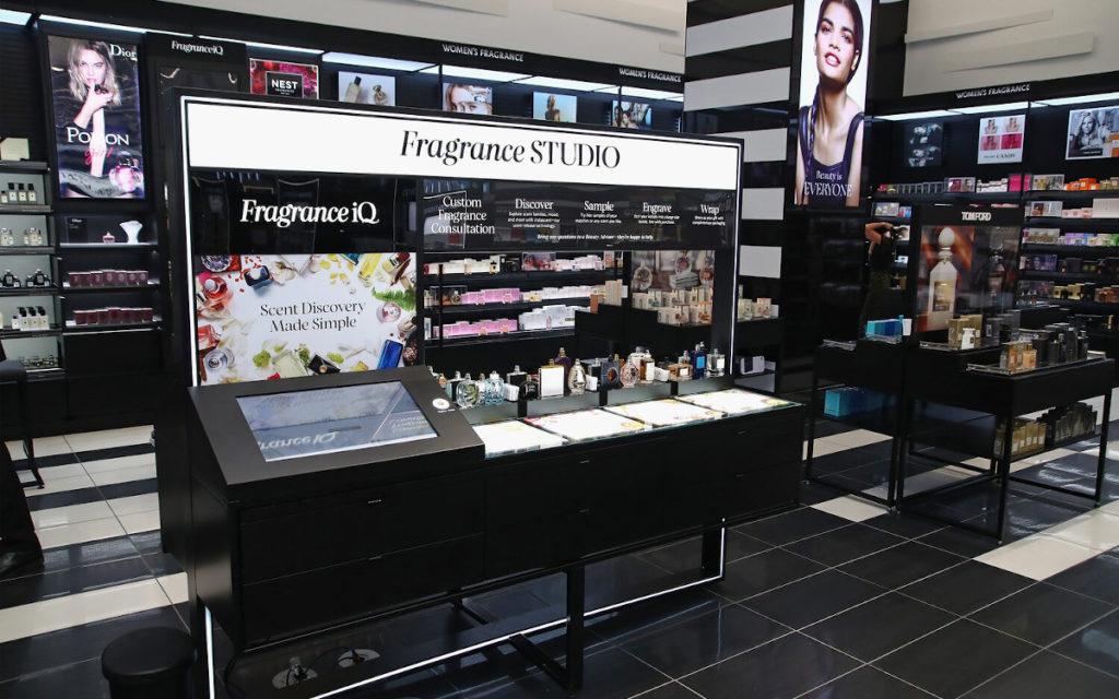 Sephora setzt auf digitale Erlebnisse im Store (Foto: Sephora)