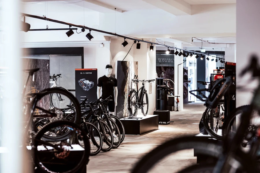 Pop-up Store von Concept-Cycles in Hamburg (Foto: CCHH)