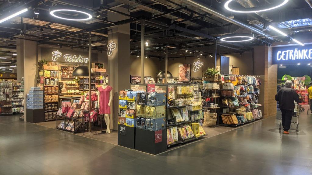 Tchibo Shop-in-Shop bei bei EDEKA Stadler+Honner (Foto: invidis)
