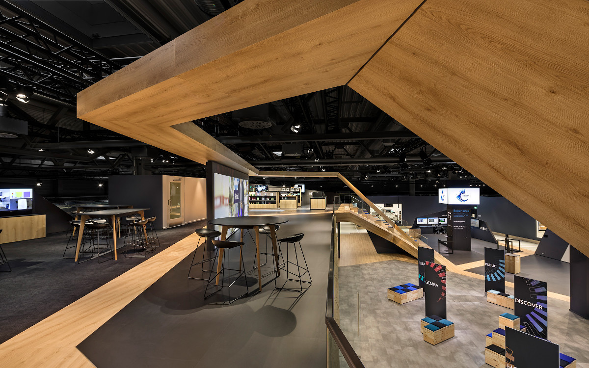 Panasonic eröffnet Customer Experience Center in München (Foto: Heller Fotografie / Panasonic)