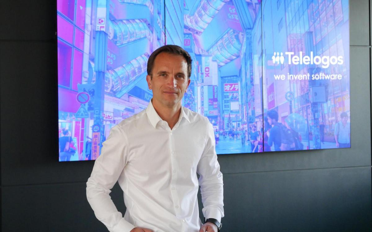 Telelogos Geschäftsführer Christophe Billaud (Foto: Telelogos)