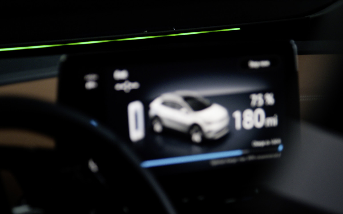 LED trifft Display (Foto: Volkswagen)