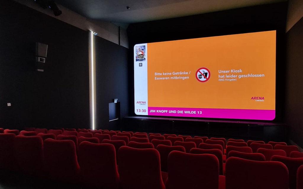 (Digitale) Leben ist wieder zurück in Schweizer Kinos (Foto: invidis)