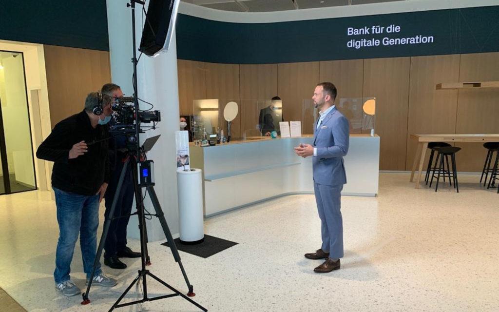 Interview mit Roman Reichelt / Credit Suisse (Foto: invidis)