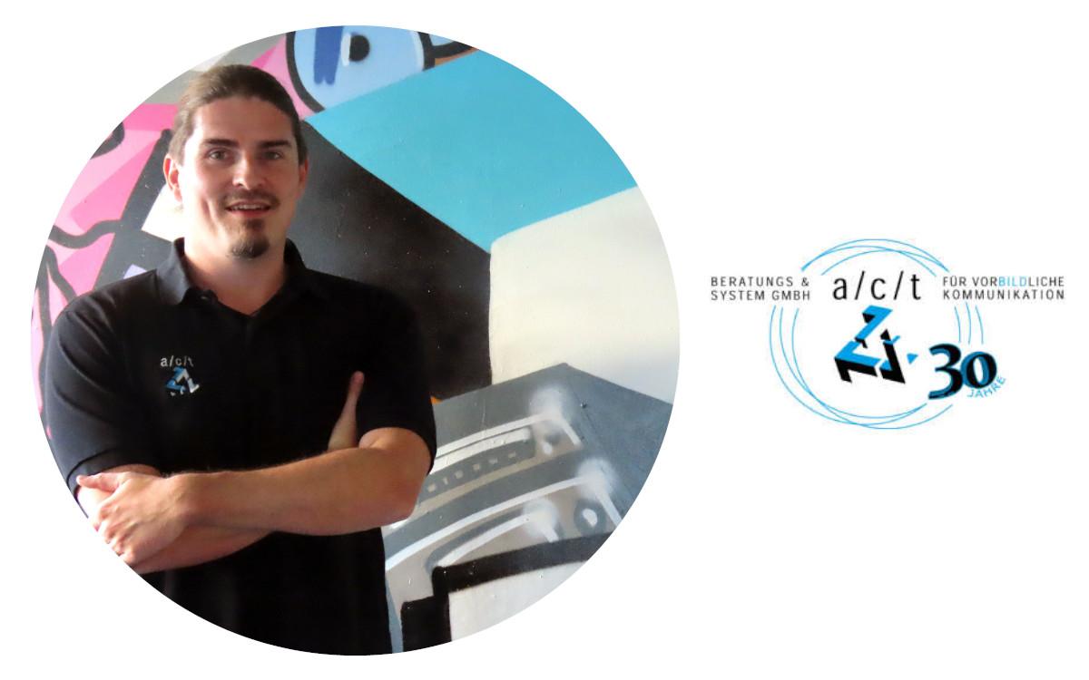 Thomas Zott steigt in die Geschäftsführung bei a/c/t auf (Foto: a/c/t Beratungs & System GmbH)