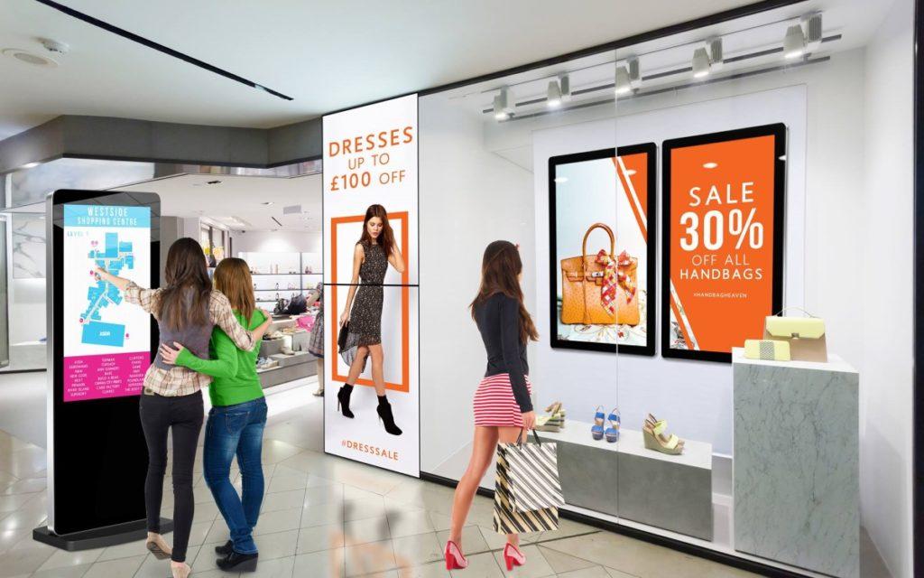 Digital Signage von Allsee (Foto: Allsee Technologies)