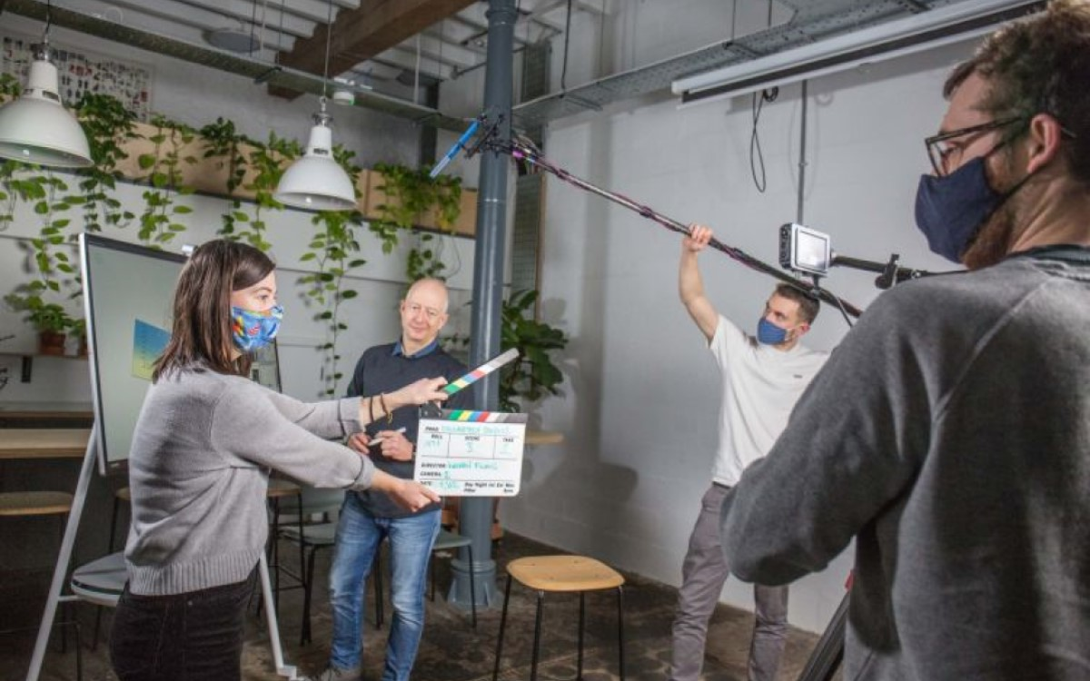 """Annnnnd Action – Collabtech startet mit """"Studios"""" eine eigene Abteilung für professionellen Video-Content (Foto: Collabtech)"""