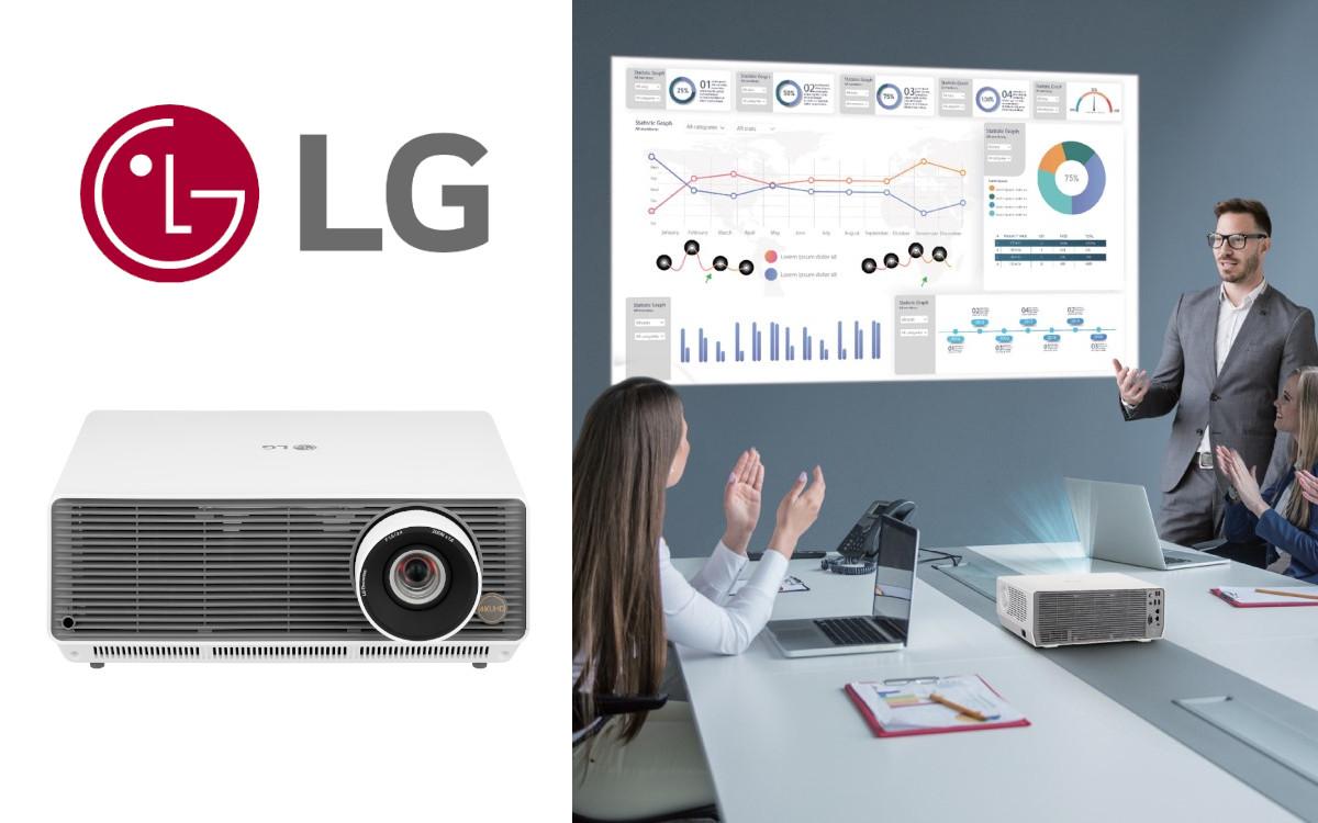 LG stellt die nächste Generation seiner ProBeam Projektoren vor (Foto: LG)