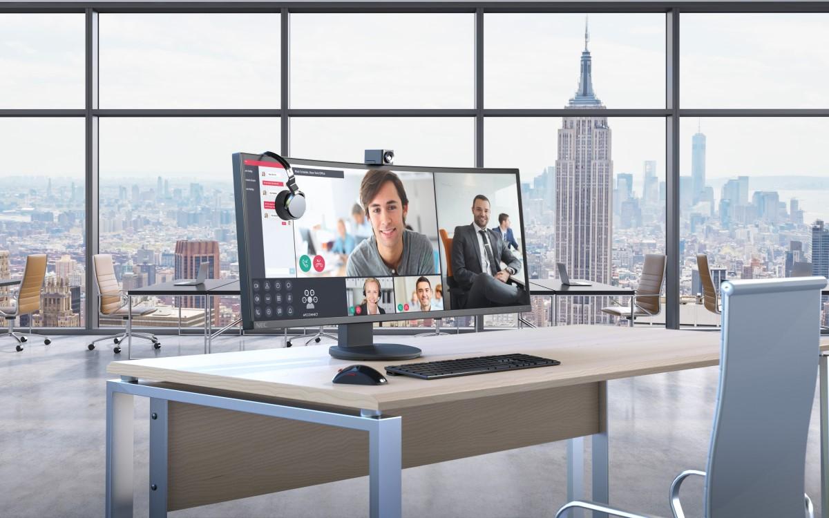 Auf was gilt es beim richtigen Desktop-Monitor zu achten? – Sharp/NEC gibt sechs Tipps (Foto: Sharp/NEC)