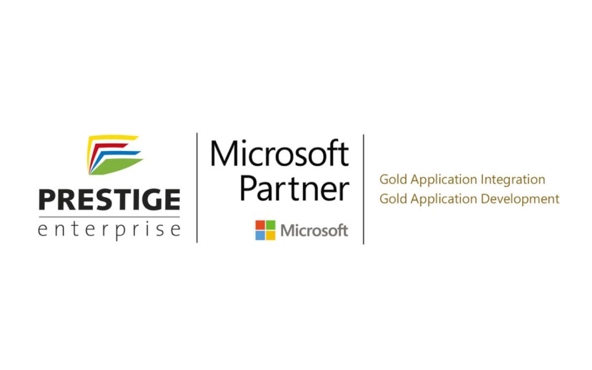 Der Entwickler von Retail-Lösungen Online Software erhält auch 2021 mit seiner PRESTIGEenterprise Plattform den Microsoft Gold Partner Status in zwei Kompetenzen (Foto: Online Software AG)