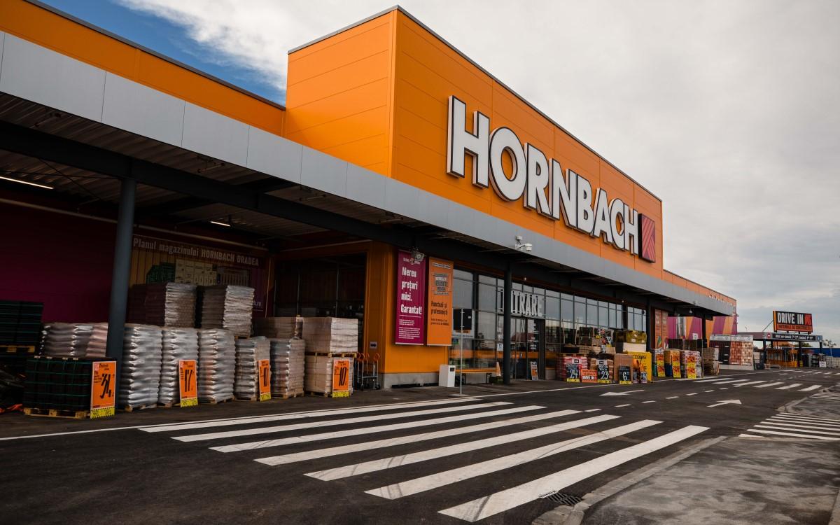 Hornbach Markt im rumänischen Oradea (Foto: Hornbach)