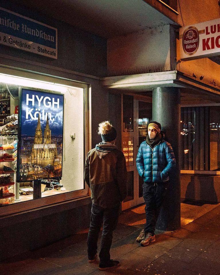 Hygh in Köln (Foto: Hygh)