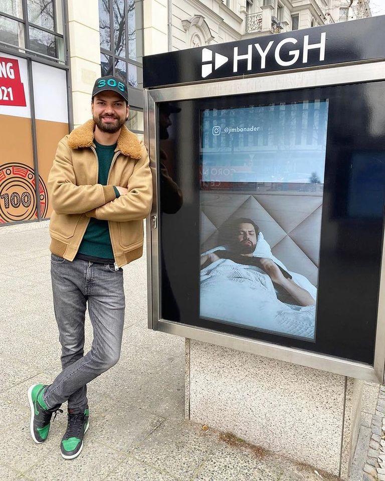Auch Influencer nutzen Hygh (Foto: Hygh)