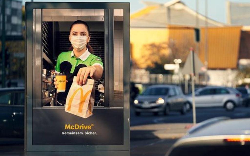 Plakadiva 2021 Gewinner McDonalds (Foto: BAT)